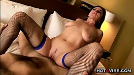 Saggy Tits Cougar ANAL Dirty Talking Mature Housewife