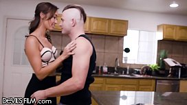 DevilsFilm He Gives A Squirty Session To That Hot MILF Next Door