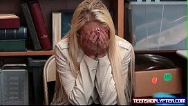 Teen sho ter Zoey Clark needs discipline after stealing