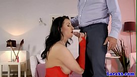 British mature assfucked after sucking cock