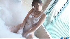 Sexy girl Haruka Oosawa solo girl action! - More at javhd.net