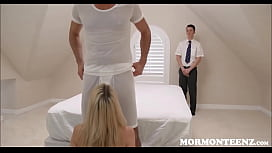 Mormon Teen Cadence Lux Fucked By Church President Oaks