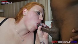 redhead bbw julie ginger in another bbwhighway 3some with don prince and mr stixxx