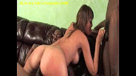 Brunette MILF Takes Two BBC