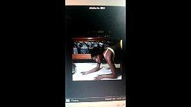 Ebony Jessica Grabbit hottie highlight reel