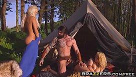 Brazzers Storm Of Kings XXX Parody Part Aruba Jasmine& and& Peta Jensen& and& Ro