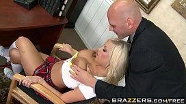 Big Tits at School Telling on the Teacher scene starring Britney Amber Jo Sins