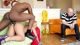 Austin Taylor Busty Milf Interracial Sex