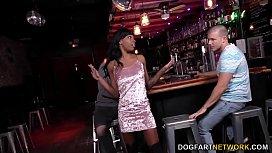 Interracial Gangbang With Ebony Lacey London