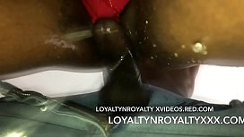 Pittsburgh PA SynaBear Royalty Gets Nasty!