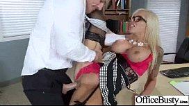 Sex Tape In Office With Slut Big Juggs Horny Girl nina elle video