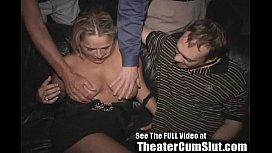 Blonde Birthday Slut