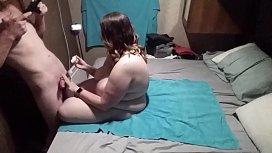 Bbw huge tit wife fucked hard 1