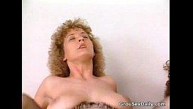 Amazing mature sluts enjoying in horny