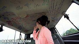 BANGBROS - Jizzing On Megan Rain on the Bang Bus (bb16008)