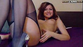 Hot Amateur Girl Masturbate On Webcam