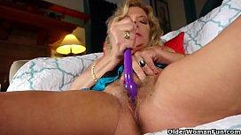 An older woman means fun part 248