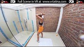 VRLatina - Sexy Fitness Babe 5K VR