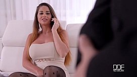 YouPorn - Big Titty Milf Gets Pounded By Her Bodyguard