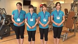 Chinese Gym Enjoy