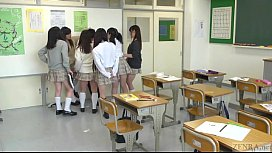 Japanese school from hell with extreme facesitting Subtitled kokette22