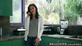 Brazzers - Teens Like It Big - Blowjob Bootcamp scene starring Harley Jade &amp_ Jessy Jones