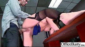 Sex In Office With Busty Slut Horny Girl Alexis Monroe vid