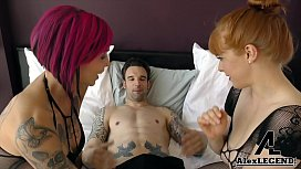 Hottest Threesome with Busty Beauties Anna Bell Peaks Penny Pax