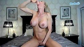 CamSoda - Tori Black Masturbation Squirting Orgasm