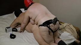 15-Nov-2013 Strap-On fuck of male (FemDom)
