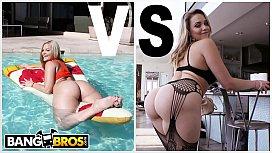 BANGBROS - PAWG Showdown Alexis Texas VS Mia Malkova Who Fucks Better YOU DECIDE