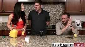DigitalPlayground Sex Machina A XXX Parody Scene
