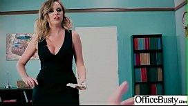 Alexis Adams Office Girl With Round Big Boobs Enjoy Hard Sex Movie-01