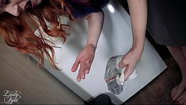Laundry Day with Mom! -Lady Fyre Taboo POV