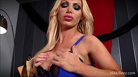 Super Star Milf Nikki Benz is the Total Package