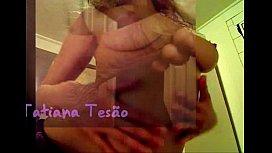 Tatiana Tes&atilde_o - Tits! - xtra lube by ctstreak