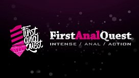 FIRSTANALQUEST.COM - EXTREME AMATEUR ANAL MAKES SOFY SOUL SO HAPPY