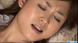 Moe Yoshikawa sweet girl fucked in rough ways