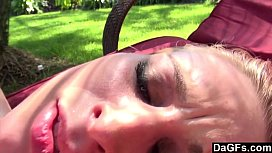 Dagfs - Stacie Jaxxx Gets Drilled Outdoors