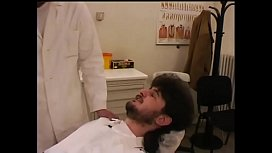 Hot dentist in white stockings shagged by patient xxx video