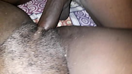 20 yrs old neighbour comes sheltering  from rain and got fucked