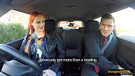 Chloe Davis loves boning with instructor