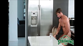Hiding From Wife To Fuck Step Daughter