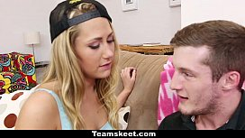 TeamSkeet Compilation Of Hairy Pussies Getting Pounded Hard