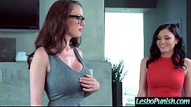 Punish Sex With Dildos Used By Lesbian Girls McKenzie Lee Ariana Marie vid