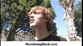 See my mom going black - Hradcore interracial sex