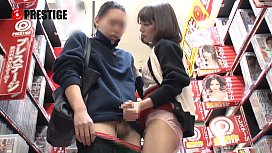 The absurdity way reverse pick-up escalated too much by airi suzumura (prestige)