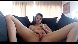 iluvcamscomhot babe mustarbated in front of the webcam