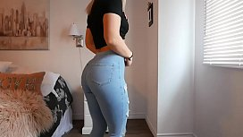Jeans Try on Haul
