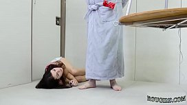 Big booty milf fuck teen Training my tiny teenager bum whore